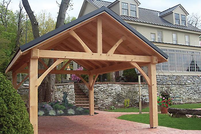 Post & Beam Pavilions