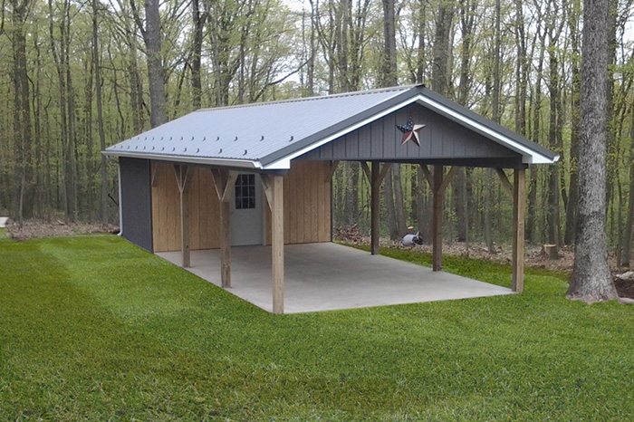 Regular Pavilions