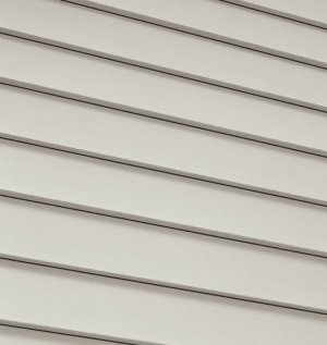 Close-up of clapboard
