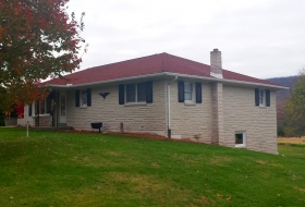 Shingle Roofing Job in Schuylkill, PA