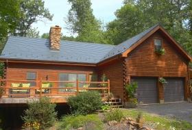 Vermont Slate Metal Shingle Price Range: $19,300 - $23,400