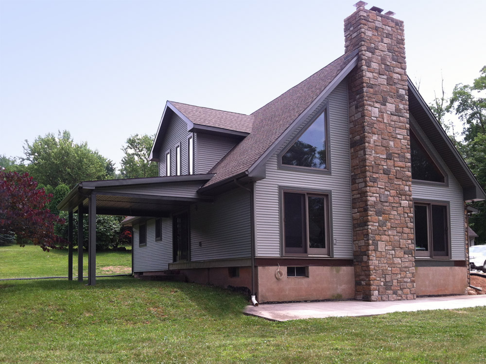 Lykens Valley Contractors Millersburg Pa Siding Choices